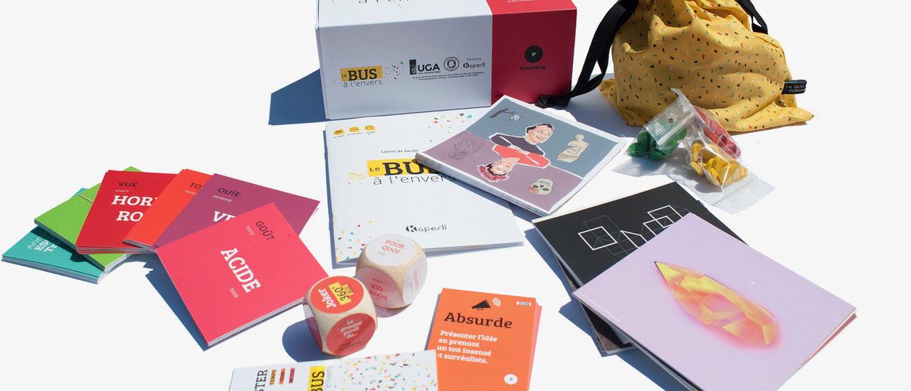 Le jeu peut-il rendre les étudiants plus créatifs ? Le cas du jeu le Bus à l'envers